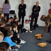 Animation au Centre Culturel d'Ambarès